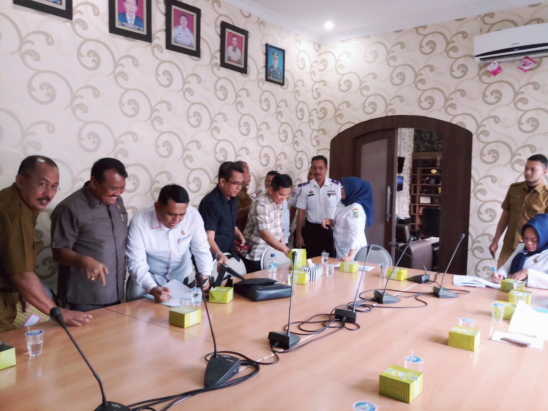 DPRD Medan Kecewa Terhadap Plt. Dinas PU